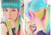 Hair / by ⓋⒾⒸⓉⓄⓇⒾⒶ