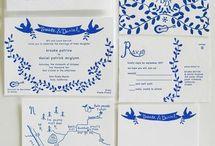 Invitation Inspiration / by Rosie Quinn
