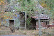 Barns & Buildings / Barns..buildings.. / by Barb's Burnt Tree