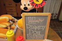 Show Your Disney Side / We love all things Disney. This board contains ideas for Disney Side Celebration parties, apparel and more. / by Happy Mothering