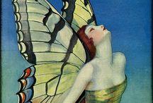 Dragonflies, fairies, butterflies / by Winter Johnson