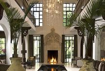 LUXURIOUS HOMES / by Gail Chesham