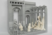 Dante's  LEGO Circles of Hell / by Geek Osystem