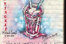 Food Journal / by Melanie Barnett