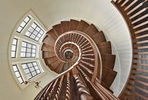 Spirals and stairways / by Dee Kerslake