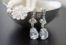 The Jewelry / Bridal jewelry inspiration.. / by Unielle Couture