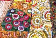Textile Mosaics / by Ciel Gallery