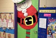 classroom doors / by Lori Hannigan