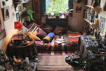 Beddy-byes / Gorgeous bedrooms / by Sophie Wills
