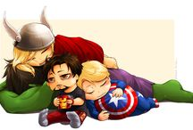 Avengers / by Kaeleigh Farthing