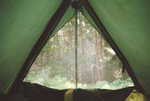 camping / by Marta Dobo