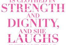 Inspirational Sayings / by Amanda Justice