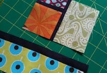 Quilt Blocks / by Kat's Out o'the Bag