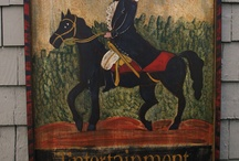Painted Folkart / by Early American Home