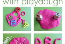 playdough party / by Julie Jurgens