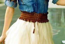 Women's Style / womens_fashion / by Ashley Faith