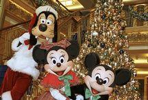 Christmas Disney Trip / by Justin-Stephanie Hairr