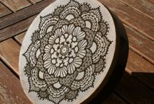 Mandalas & Mosaics / by Elizabeth Martin