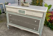 ****Painted Furniture**** / Creative Ideas for Painted Furniture / by Amy N Withers