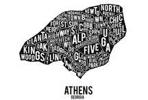 Athens, GA / by Foundry Park Inn & Spa