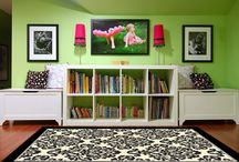 Playroom Ideas / by Natalie Braxton