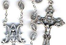 Rosaries / by Yolanda Alleman