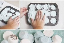 DIY gift ideas / by Heather Lybrand