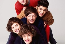 Best 5 Guys Alive♥ / Hello, we, are, One, Direction YAAAAAYYY. / by Isella⚓