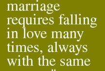 Marriage  / by joanna sharp