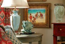 Beautiful Rooms / by Ruth Lancaster Silpada Rep