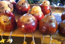 Local Artist Gourds / by Meadowbrooke Gourds
