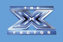 The X Factor / The X Factor USA logos, gallery photos and episode photos / by Celeb Dirty Laundry