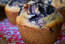 the Muffin Man / My husband is starting to be the 'muffin-man' around our house. My job is collecting the recipes and giving him feedback. / by Marie Mayhew Designs