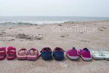 Beach Photos Maybe? / Ideas for photos at the beach this summer / by Shanon Priest