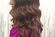 Highlights balayage and ombre / by Mimo Sweet