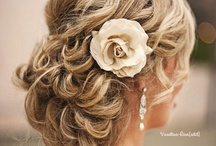 Hair&Makeup for me and clients :)  / by Kristen Moore