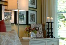 Guest room ideas / by Stacey Carroll