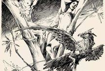 Mythology / by Sarah Micael