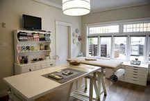 sewing room / by Teresa Brodman