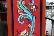 Rosemaling / by Katherine Ofsdahl