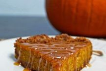 Fall recipes / by Britney Moore