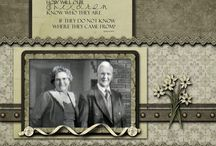 Heritage Scrapbooks / by Cherie Gray