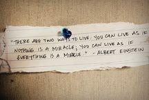 quotes / by Erin Belcher