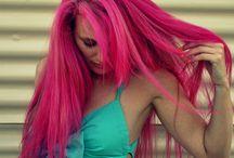 Hair <3 & Make-up <3 / by Amanda Gamsky