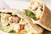 Lunch ideas / by Caitlin Rice