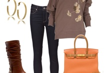 Fall Fashion / by April Cooper
