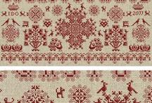 Cross stitch samplers / by jelly veurman