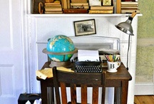 Writing Spaces / by R.M. Prioleau