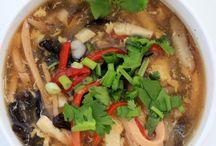 Soups / by Crystal Faircloth Thomas