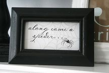 Cutest Halloween stuff! / by A Photographic Experience. Photography by Ruth Marino